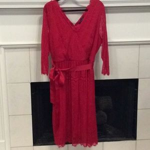 Lane Bryant Knee-Length Dress 20